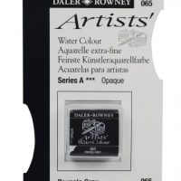 acuarela - 130 015 065 - Artists Watercolour Half Pans Paynes Grey