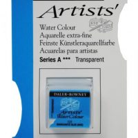 acuarela - 130 015 121 - Artists Watercolour Half Pans Manganese Blue Hue