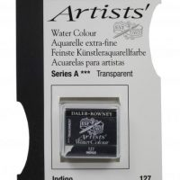 acuarela - 130 015 127 - Artists Watercolour Half Pans Indigo