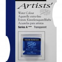 acuarela - 130 015 140 - Artists Watercolour Half Pans Phthalo Blue GS