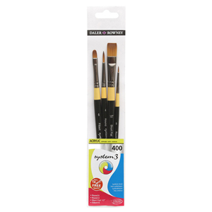system-3-wallet-400-short-handle-4-brush-set