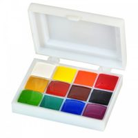 Set 12 culori acuarela