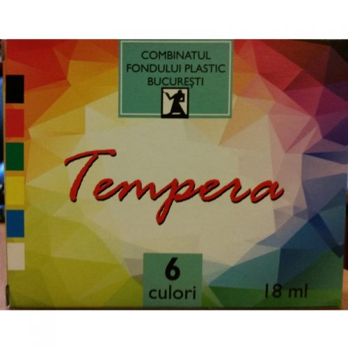 Set Tempera CFP 6x18ml