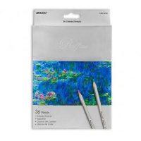 Set 36 creioane colorate Marco Raffine