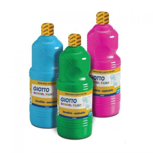 Culori tempera Giotto School Paint 250-500ml