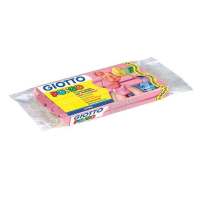 Plastilina GIOTTO PONGO 250 gr colorata roz