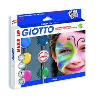 Set culori machiaj pentru copii Giotto Make Up