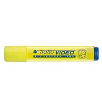 Evidentiator fluorescent tratto video verde foarte fluorescent