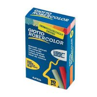 Cutie creta colorata Giotto Robercolor 10 buc