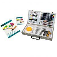 Set profesional de pictura multimedia Essentials Zen Royal & Langnickel -53 piese