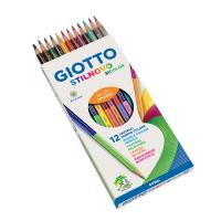 set creioane giotto stilnovo bicolor