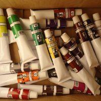 Culori profesionale ulei CFP 70