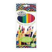 Set 12 creioane acuarelabile Royal Langnickel