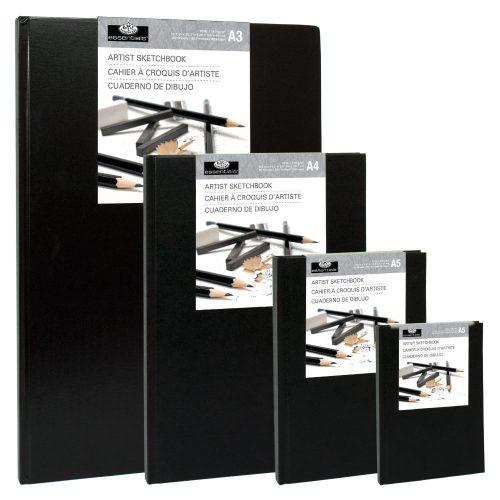 sketchbook royal essentials 110 gr