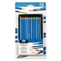 Set creioane acuarelabile Royal & Langnickel