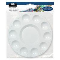 Paleta plastic rotunda 10 alveole