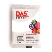 Pasta modelaj DAS Smart 57g -001 White coacere