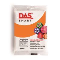Pasta colorata pentru modelaj DAS Smart 57g -006 Orange