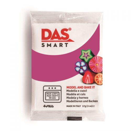 Pasta modelaj DAS Smart 57g -011 Geranium Pink
