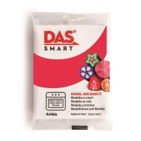 Pasta colorata modelaj DAS Smart 57g -016 Carmine Red