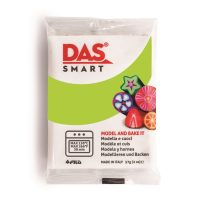 Pasta colorata pentru modelaj DAS Smart 57g -017 Apple Green