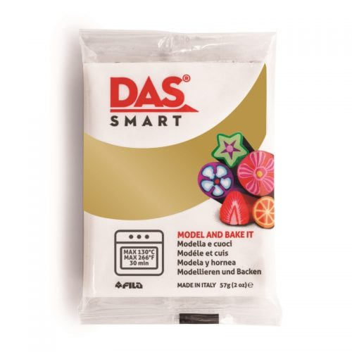 Pasta modelaj DAS Smart 57g -401 Gold Metal