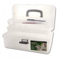 Cutie plastic pentru materiale Artists' Carry Box Caddy Daler-Rowney UK