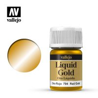 metal lichid vallejo 35 ml
