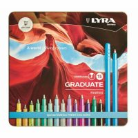 Set 15 linere colorate Lyra Graduate Fineliner - Fresh Colours grafica