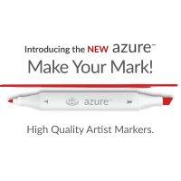 Marker Azure Red exemplu
