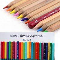 Creioane acuarelabile Renoir