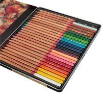 Set 24 creioane colorate Marco Renoir - cutie metalica
