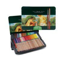 Set 48 creioane acuarelabile profesionale Marco Renoir