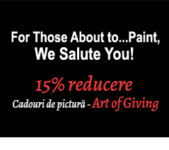 Reducere  Cadouri pictura Art of Giving