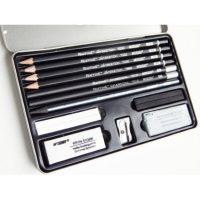 Set schite cutie metalica Marco Raffine