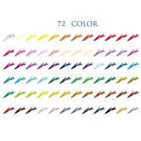 gama culori 72 creioane colorate