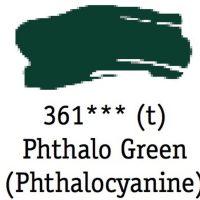 Culori acrilice SYSTEM 3 ORIGINAL 150ML phthalo-green Daler Rowney