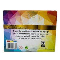 Set culori tempera CFP 6x18 ml tempera scolara