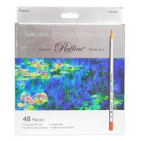 Set 48 de creioane colorate Marco Raffine
