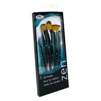 Set-5-pensule-fir-sintetic-seria-Zen-RZEN-SET736