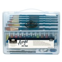 RSET-ART3202 trusa-pictura-culori-acrilice Royal Langnickel