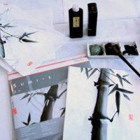 Top 5 coli hartie Sumi-e 80g format 50 x 65 cm
