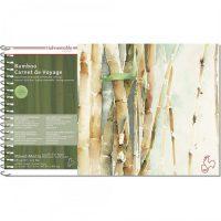 Carnet de voiaj Mixed Media Bamboo 265g