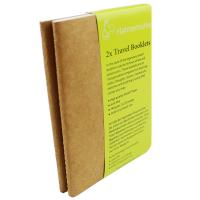 Pachet 2 caiete desen Travel Booklet 20 coli 140g