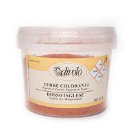 Pigmenti pamant Divolo 500 ml - Rosu englez