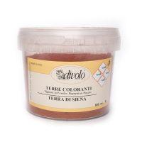 Pigmenti pamant Divolo 500 ml - Siena naturala
