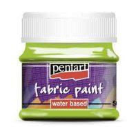 Vopsea-pentru-textile,-Pentart-50ml,-Mere-verzi