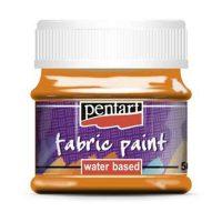 Vopsea-pentru-textile,-Pentart-50ml,-Portocaliu