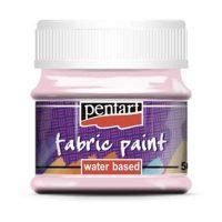 Vopsea-pentru-textile,-Pentart-50ml,-Roz
