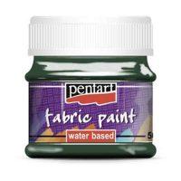Vopsea-pentru-textile,-Pentart-50ml,-Verde-brad